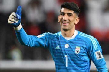 بیرانوند بهترین فوتبالیست آسیا در تاریخ جامهای جهانی شد