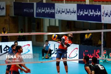 سایپا، نسخه مینیاتوری تیم ملی والیبال ایران
