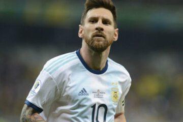 کمک ۵۰۰ هزار یورویی مسی به بیمارستان های آرژانتین