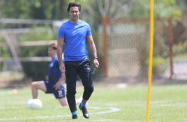 نگرانی مجیدی از شرایط کرونایی فوتبال ایران