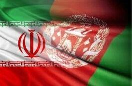 محموله کمکی بخش خصوصی ایران تحویل مقامات افغانستان شد