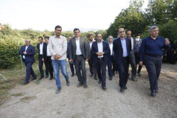 تصاویر اولین همایش انجمن فعالان گردشگری کشاورزی ایران