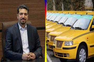 فعالیت ۳۵ هزار تاکسی فرسوده در پایتخت
