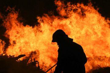 جزئیات آتش سوزی پشت بازار گل