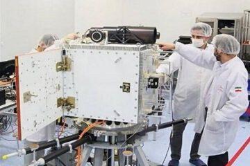 ماهواره«پارس۱»به سرانجام رسید/تحویل به سازمان فضایی در هفته آینده