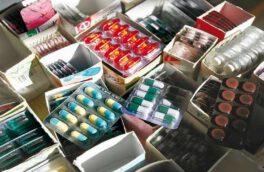 کشف داروهای قاچاق در ناصرخسرو