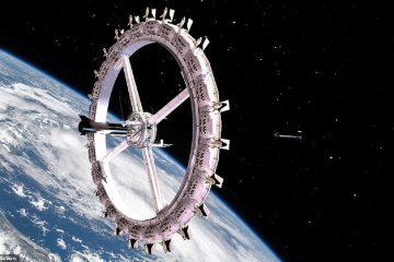 ساخت اولین هتل فضایی با ظرفیت ۴۰۰ مهمان +تصاویر