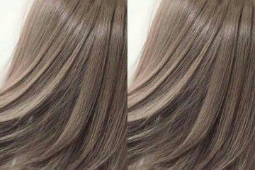 ۱۴ ترکیب رنگ جادویی برای ساخت رنگ موی نسکافهای