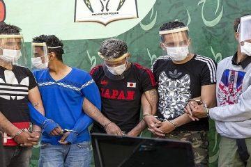 دستگیری ۳۰ نفر از محکومان فراری در طرح رعد/ اعلام جزئیات محدودیتهای اصناف با آغاز ماه رمضان