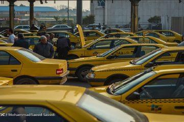 افزایش کرایه تاکسی زودتر از موعد/ گرانی کرایهها قبل از اردیبهشت ماه تخلف است