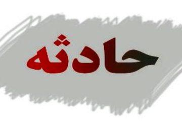 حریق یک دستگاه سواری پژو در خیابان مجاهدین اسلام