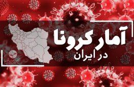 آخرین آمار کرونا در ایران؛ فوت ۲۰۲ بیمار در شبانه روز گذشته