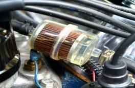 آشنایی با چگونگی تعویض صافی بنزین در خودرو