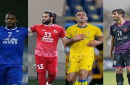 دیاباته، عباسزاده و مغانلو در میان مهاجمان درخشان لیگ قهرمانان آسیا + لینک رای