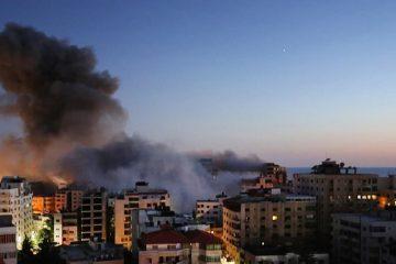 الجزیره: حملات اسرائیل به غزه با چراغ سبز آمریکا صورت میگیرد