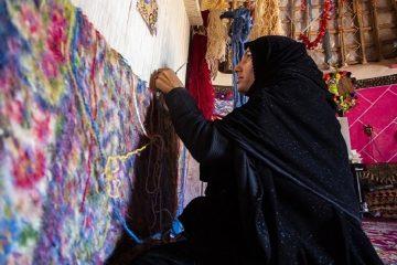 صنایع دستی و هنرهای سنتی؛ نمادی از ذوق و هنر ایرانی/ صادرات ۳۲۲ میلیون دلاری صنایع دستی کشور در سال ۹۹