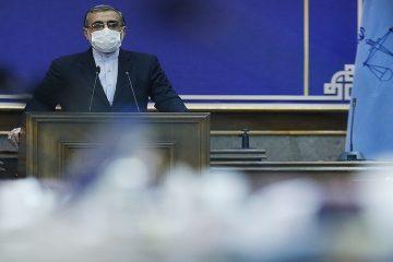 توضیحات اسماعیلی درباره ادعاهای کاندیداهای ریاست جمهوری/ صدور قرار تأمین برای متهمان پرونده فایل صوتی ظریف/ پرداخت غرامت به خانواده جانباختگان هواپیمای اوکراینی پیش از صدور حکم