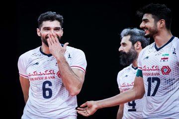 ایران- اسلوونی/ ملی پوشان والیبال کشورمان به کوههای آلپ رسیدند