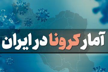 آخرین آمار کرونا در ایران؛ شناسایی بیش از ۱۰ هزار بیمار جدید