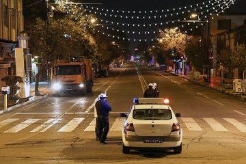 محدودیت تردد شبانه از امشب اجرا میشود