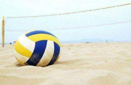 تیم الف والیبال ساحلی ایران فینالیست شد