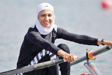 درخشش اولین نماینده ایران در توکیو/ ملایی راهی یک چهارم نهایی مسابقات قایقرانی شد