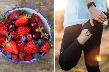 راهکار تغذیه ای کاهش وزن همراه با ورزش