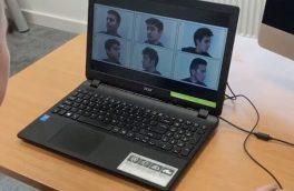 شناسایی دقیق مجرمان با چهرههای رایانهای چرخنده