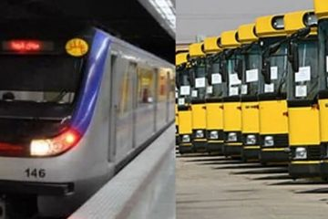رسیدگی به چالشهای حملونقل عمومی پایتخت گرفتارِ شعار/حمل و نقل تهران در انتظار اجرای برنامه های هدفمند