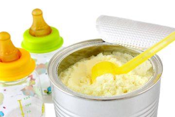 هفته آینده؛ شیرخشکهای دپو شده در گمرک تعیین تکلیف میشوند