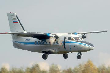 ۴ کشته بر اثر سقوط هواپیما در شرق روسیه