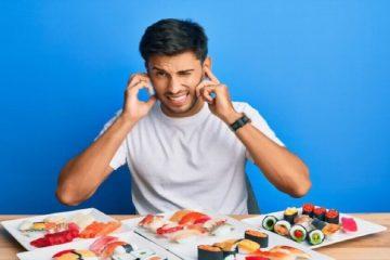اگر از صدای غذا خوردن دیگران بدتان می آید این خبر را بخوانید