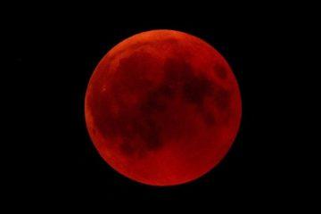 حقایق جالبی که باید در مورد خسوف یا ماه گرفتگی بدانید!
