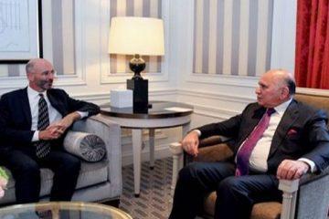 ایران و برجام محور گفتگوی رابرت مالی با وزیر خارجه عراق در نیویورک
