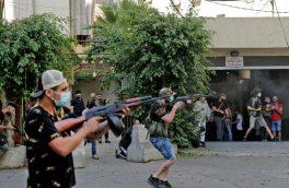 افزایش شمار جان باختگان درگیریهای بیروت به ۷ نفر