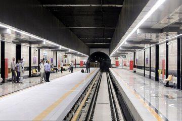 بهرهبرداری همزمان از ۲ ورودی جدید ایستگاههای مترو در آبان ماه