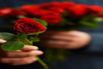 نجات یک رابطه با یک شاخه گل!